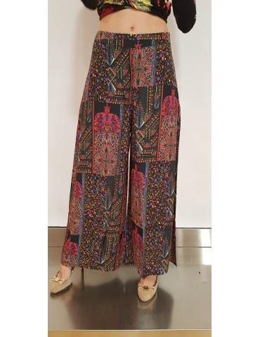Pantalone donna Desigual nero Winkler