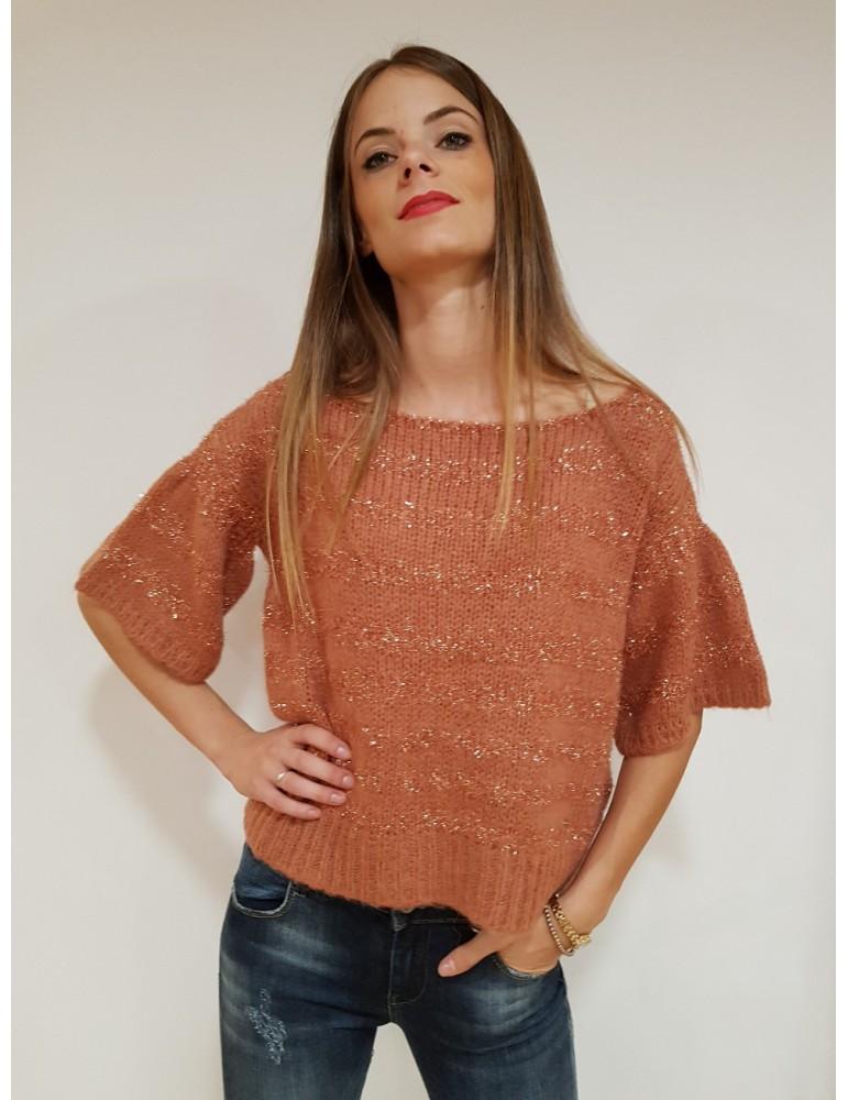 Gaudi maglia donna manica corta corda 821fd530433466 GAUDI MAGLIE DONNA product_reduction_percent