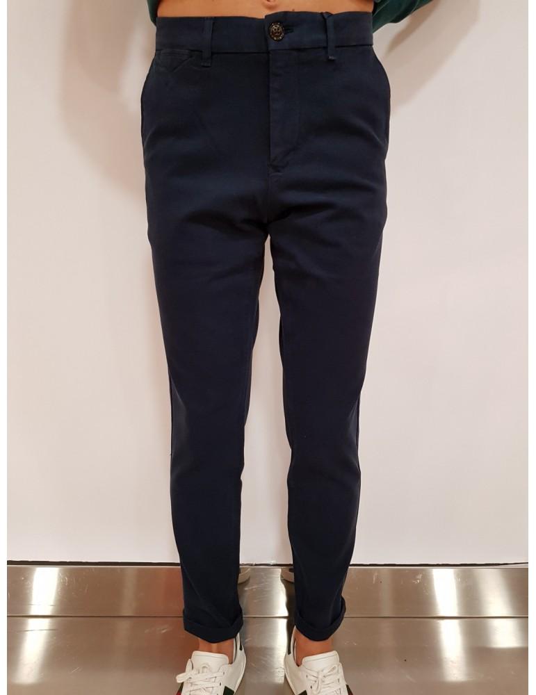 Tommy Hilfiger pantalone chino blu mw0mw08000403 TOMMY HILFIGER PANTALONI UOMO product_reduction_percent
