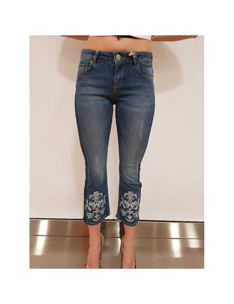 Jeans donna Desigual Maggy 18swdd365053 DESIGUAL