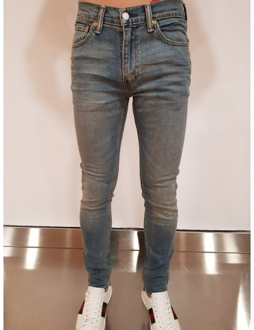 Levi's 519 extreme skinny grassroots