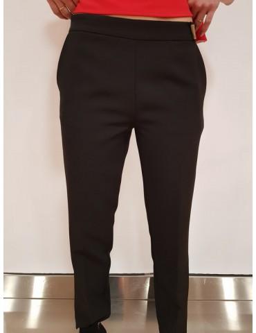 Gaudì pantalone donna lungo 25003 nero
