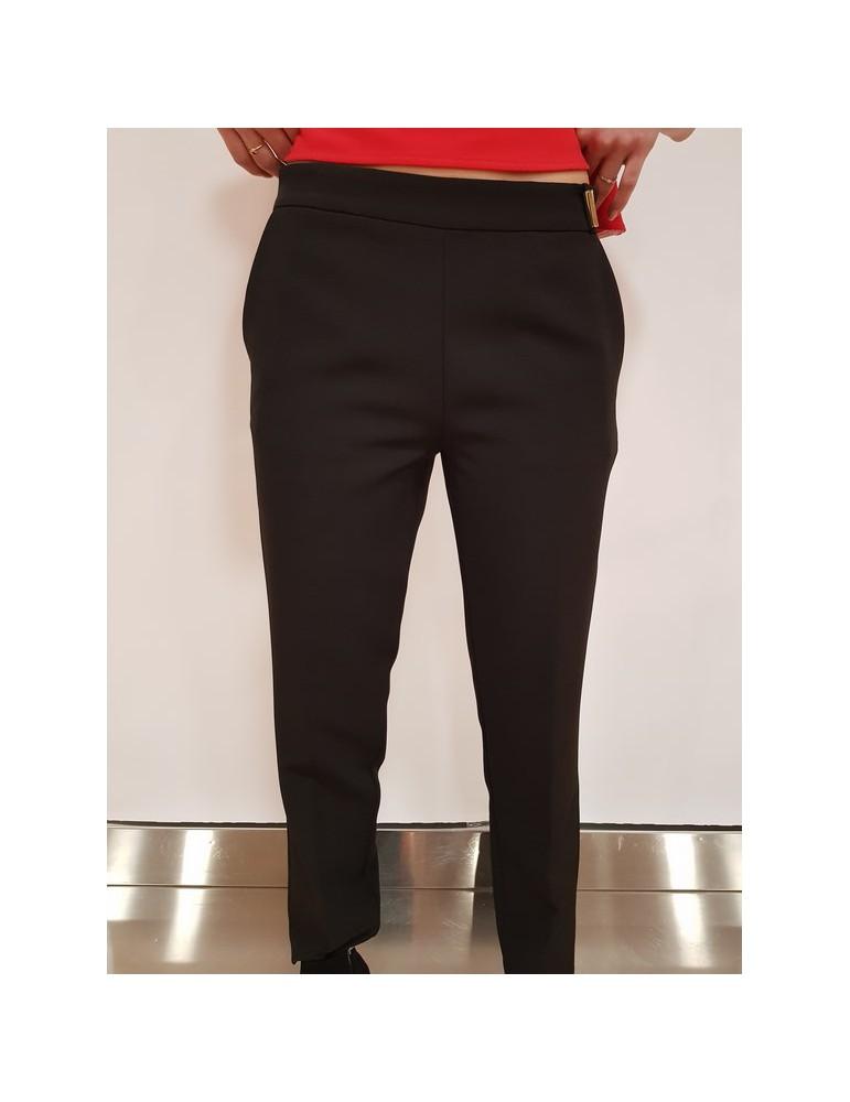Gaudì pantalone donna lungo 25003 nero 811fd250032001 GAUDI