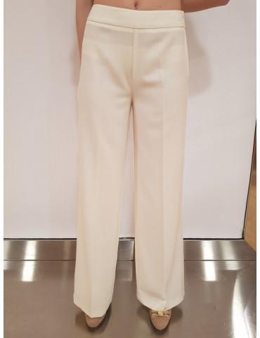 Gaudì pantalone a palazzo 25009 beige