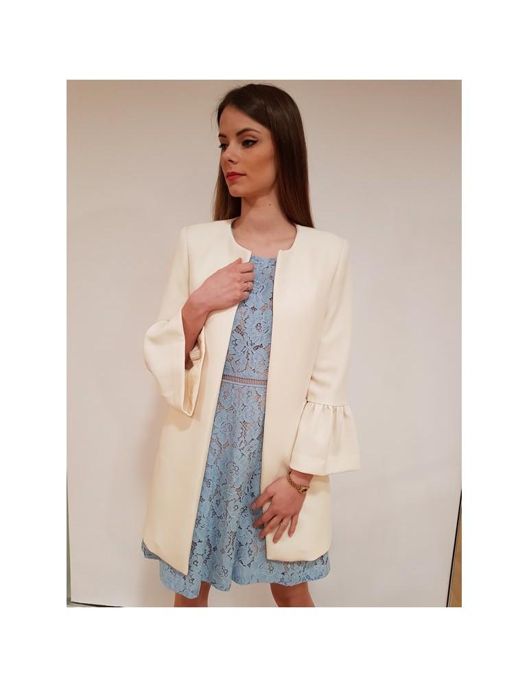 Gaudì giacca lunga modello chanel beige 811fd35020 811fd350202112 GAUDI GIUBBINI E GIACCHE DONNA 127,87€