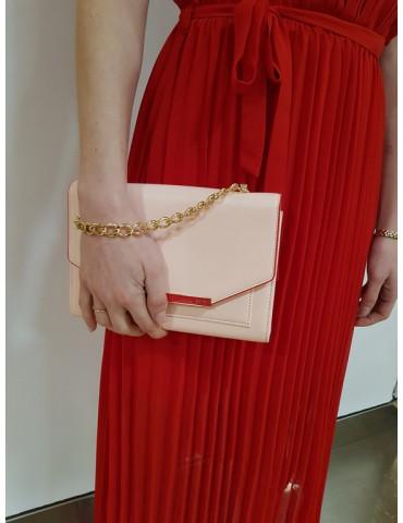 Gaudì borsa pochette benny 9002 rosa