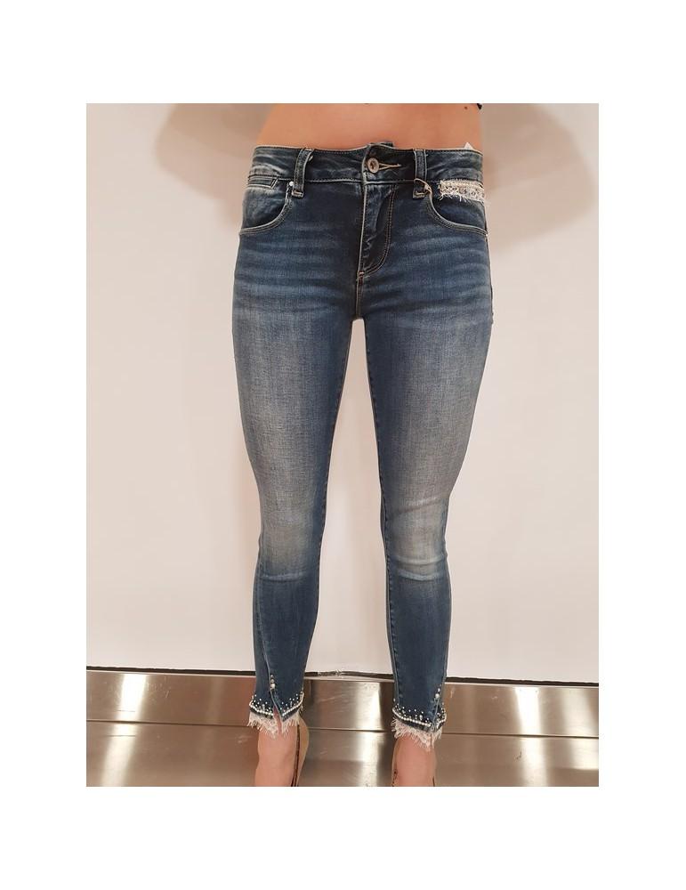 Fracomina jeans Betty 1 stone wash fr18spjbetty883 FRACOMINA
