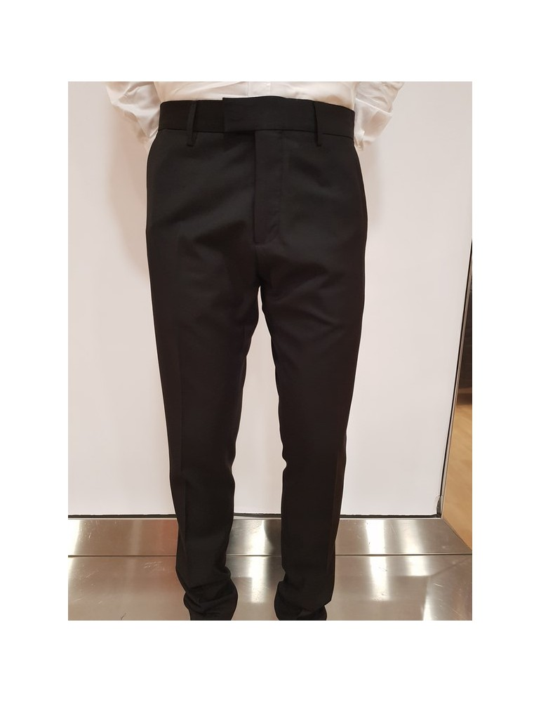 Antony Morato pantalone slim nero mmtr00433fa6000409000 ANTONY MORATO