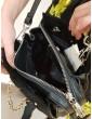 Gaudi clutch nera 821fd900092001 GAUDI BORSE E CINTURE DONNA product_reduction_percent