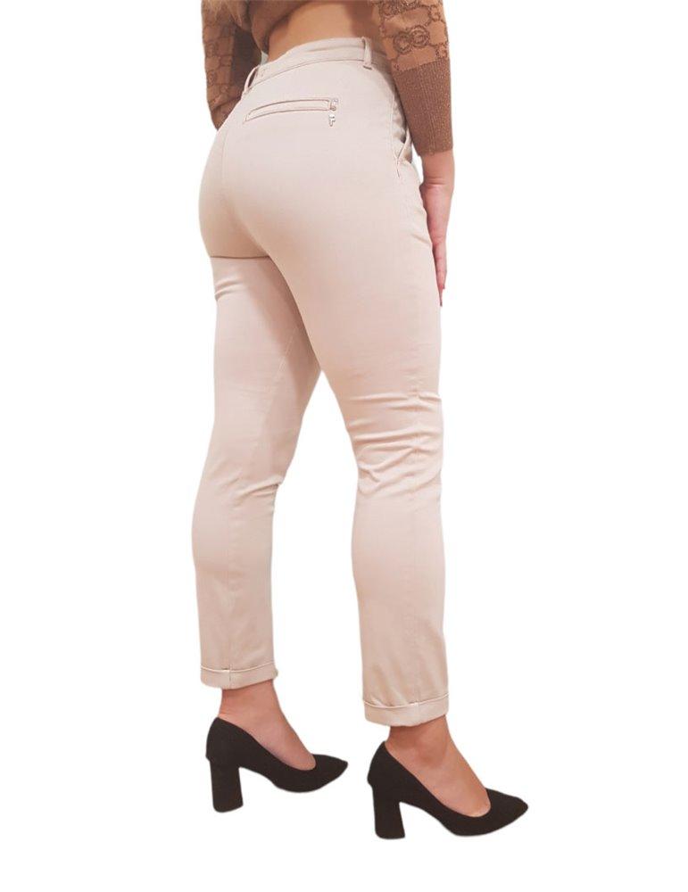 Maglietta bianca Gaudi con strass 911fd640012101 GAUDI T SHIRT DONNA product_reduction_percent