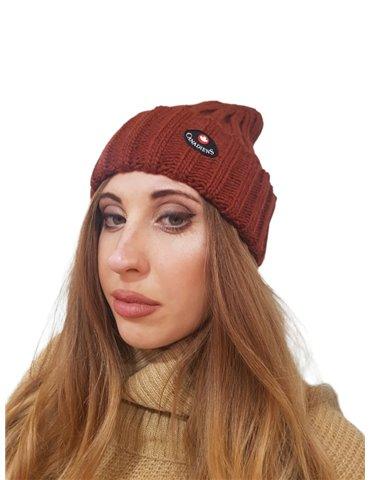 T shirt Gaudi nera con strass