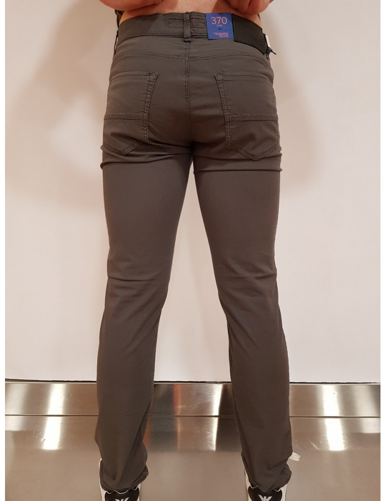 Trussardi jeans pantalone uomo 370 marrone 52j00007it002639h002 TRUSSARDI JEANS PANTALONI UOMO product_reduction_percent
