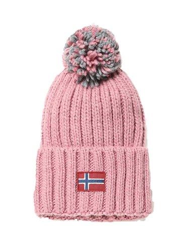 Fracomina foulard nero fantasia floreale