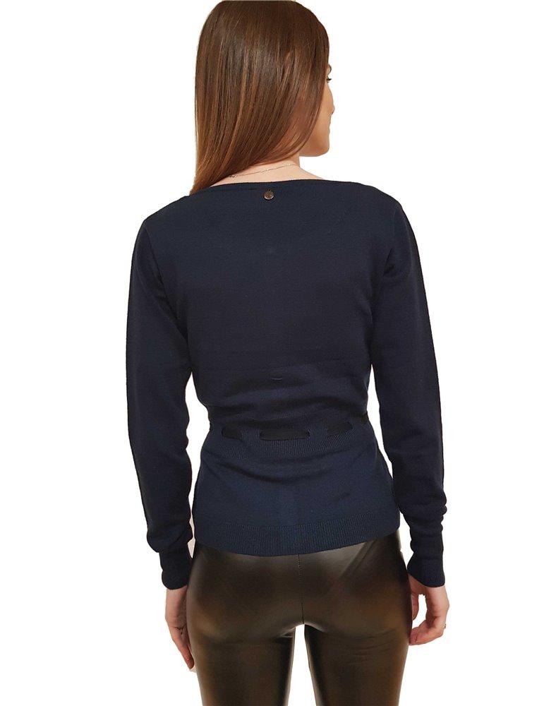 Fracomina camicia lunga ruggine fr19fm037c47 FRACOMINA CAMICIE DONNA product_reduction_percent