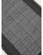 Gaudi sciarpa Principe di Galles grigia e nera 921fd95002921094-1 GAUDI FOULARD E SCIARPE DONNA product_reduction_percent