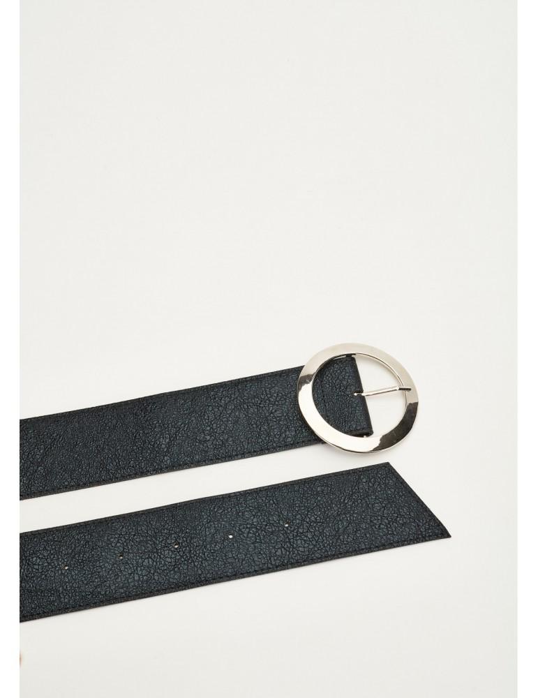 Gaudi cintura con fibia nera 921fd900032001 GAUDI BORSE E CINTURE DONNA product_reduction_percent