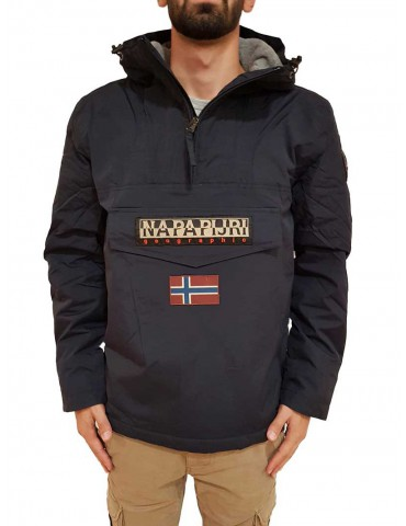 Napapijri dark blue Rainforest jacket