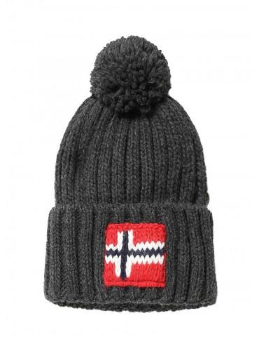 Semiury 2 dark grey Napapijri hat