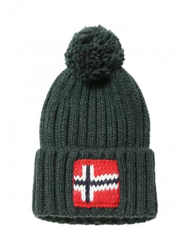 Napapijri Semiury 2 dark green cap