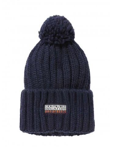 Napapijri Dark Blue Fitzegerald Hat
