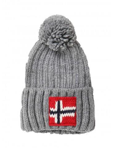 Cappello Napapijri Semiury 2 grigio