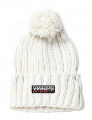 Cappello Napapijri Fitzegerald bianco