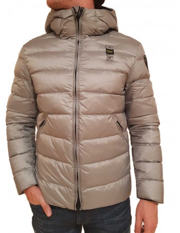 Blauer downs grey Mills hooded