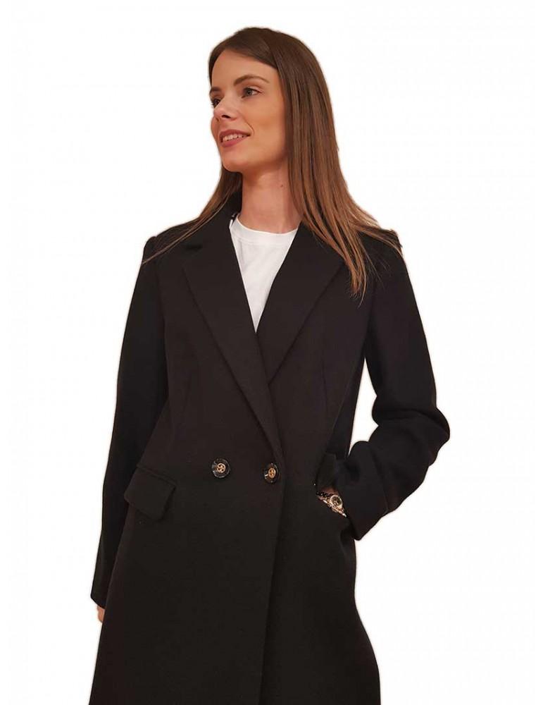 Gaudi cappotto nero