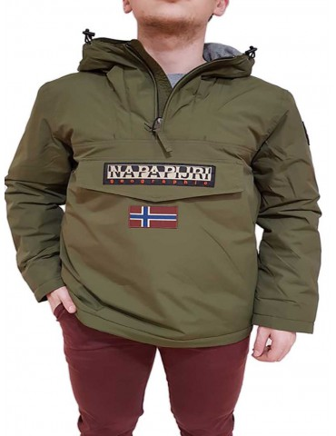 Napapijri Green Rainforest Jacket