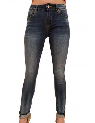 Fracomina jeans Mary vita alta shape up