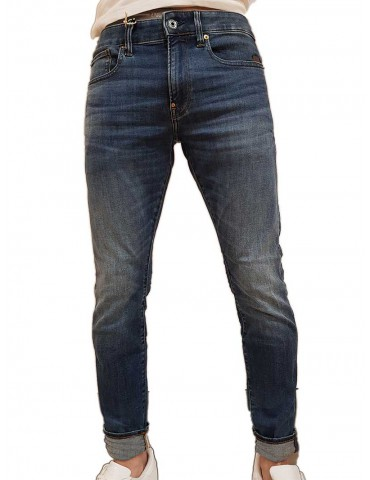 Jeans G-Star Raw Revend skinny medium indigo aged