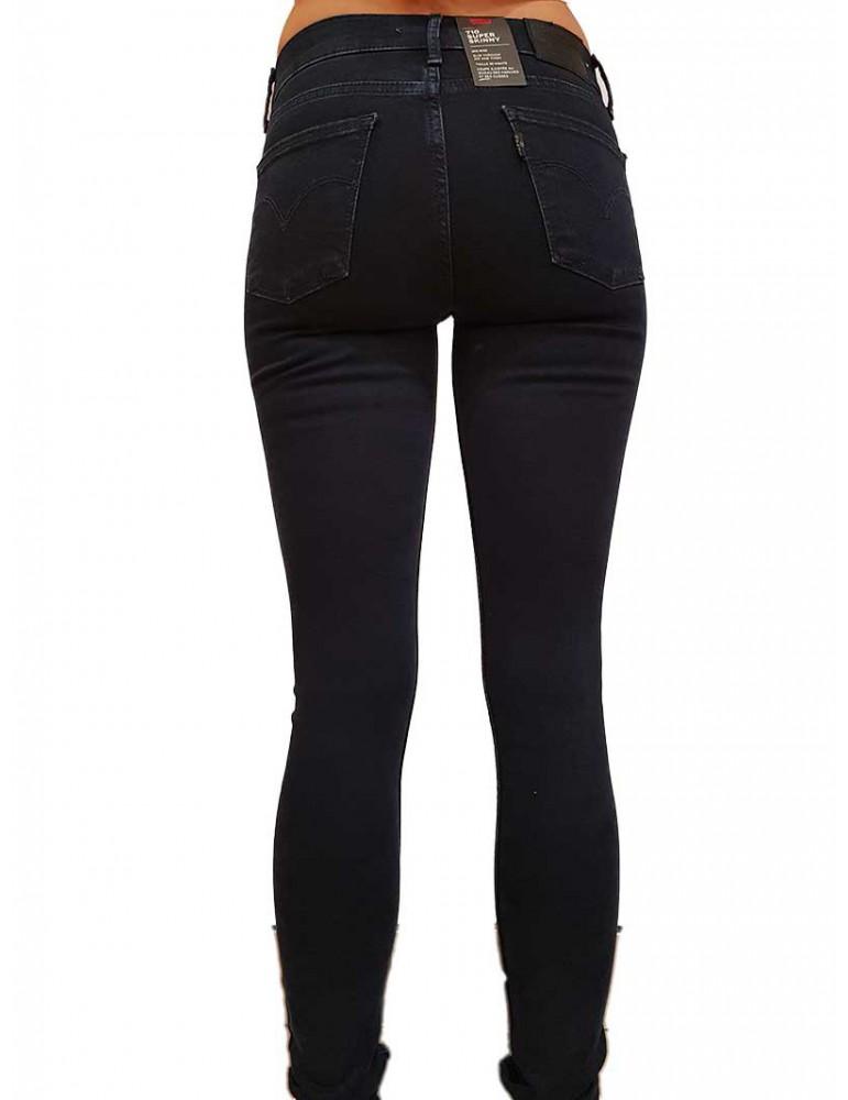 Jeans Levi's 710 indigo innovation super skinny 177800068 LEVI'S JEANS DONNA product_reduction_percent