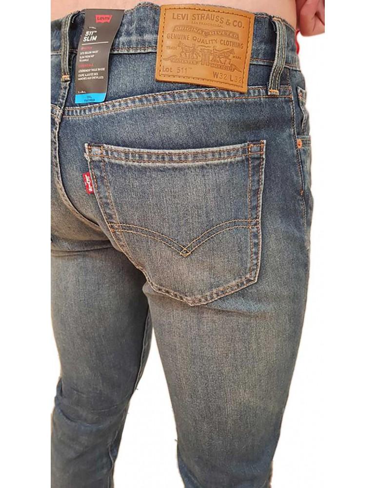 Jeans Levi's® 511™ slim 04511-3298 LEVI'S® JEANS UOMO product_reduction_percent