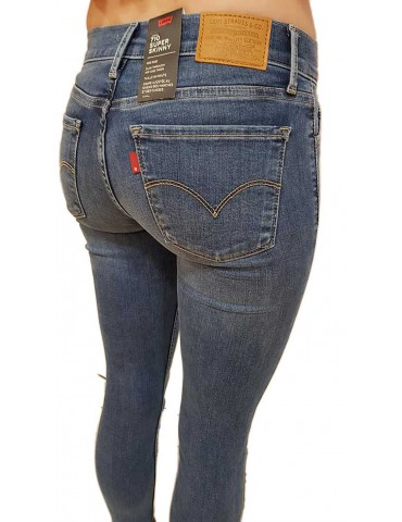 Levi's® 710® jeans donna innovation super skinny