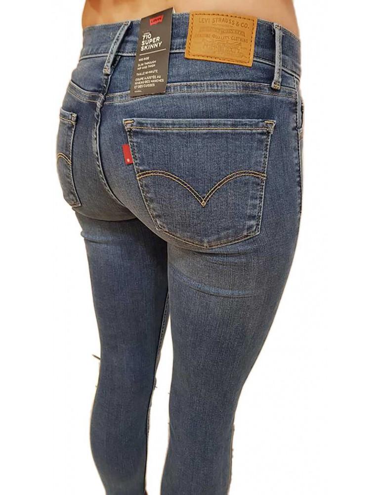 Levi's® 710® jeans donna innovation super skinny 17780-0053 LEVI'S® JEANS DONNA product_reduction_percent