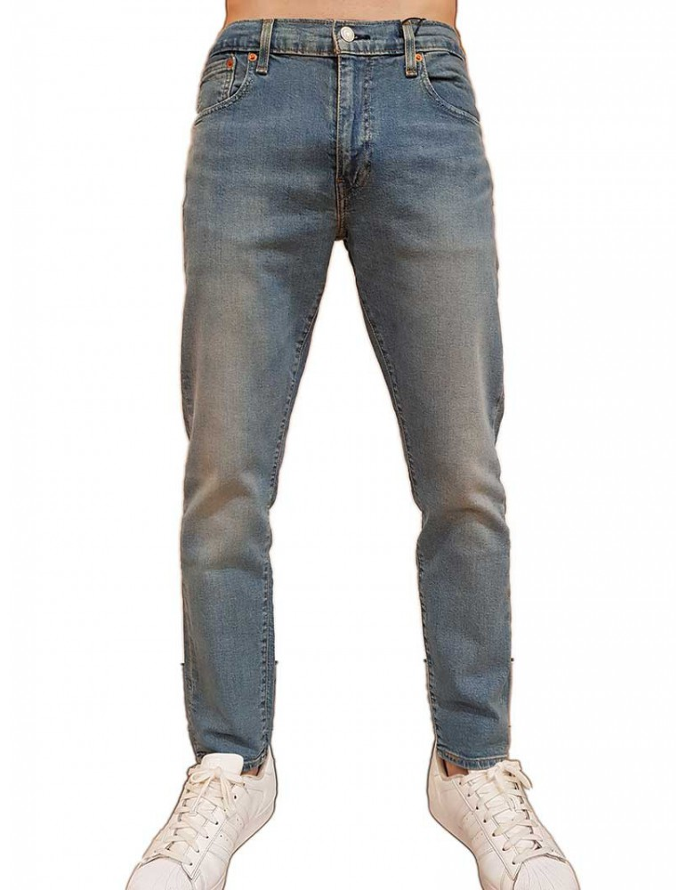 Levi's® 512™ jeans slim taper pelican rust blu 288330588 Levi's® JEANS UOMO product_reduction_percent