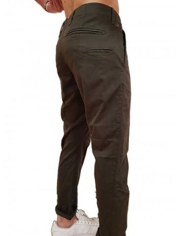 Pantalone G-Star Raw Vetar slim chino asfalt