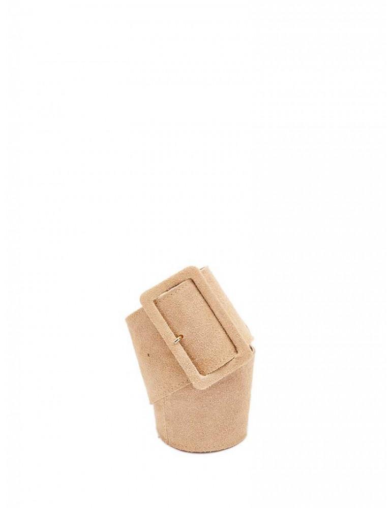 Cintura scamosciata Gaudi 011fd900062373 GAUDI BORSE E CINTURE DONNA product_reduction_percent