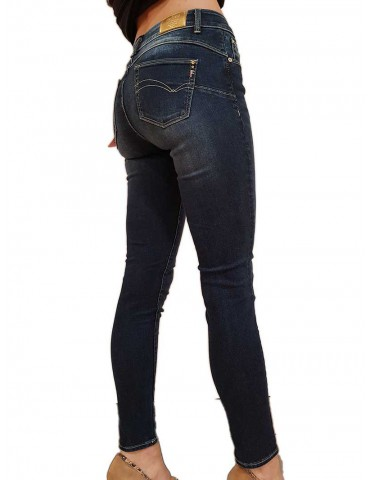 Jeans Bella Fracomina blu scuro