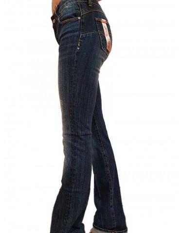 Jeans Fracomina Bella bootcut stonewash