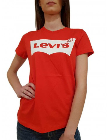 T shirt Levi's® tomato the perfect tee