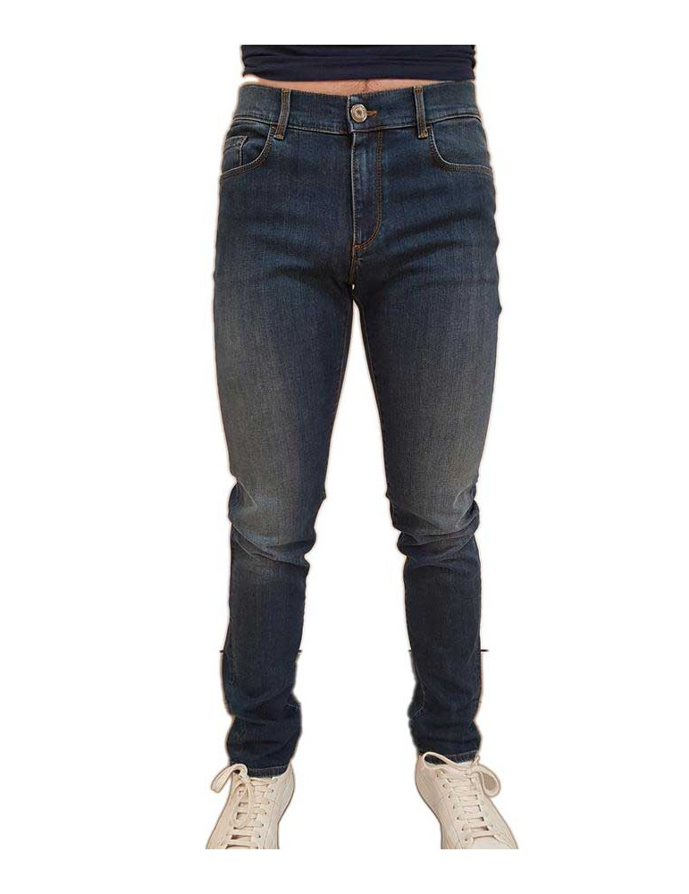 Trussardi jeans 370 close  52j00000-1t002351c008 TRUSSARDI JEANS JEANS UOMO product_reduction_percent