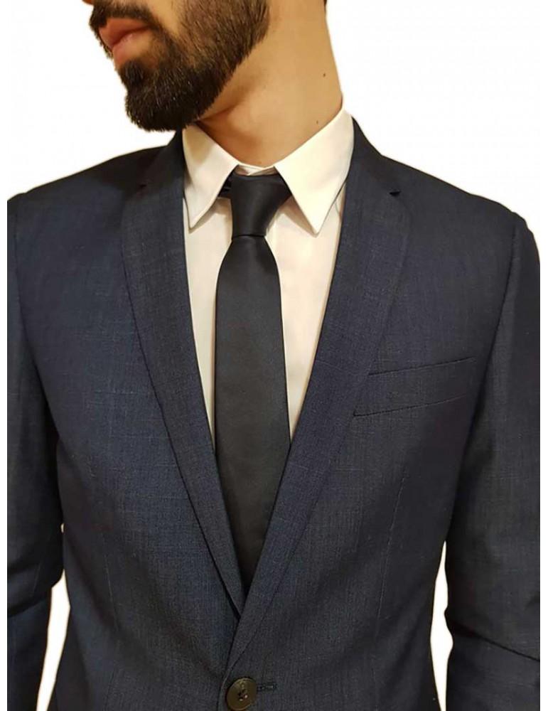 Antony Morato cravatta blu mmti00164af0100017000 ANTONY MORATO CRAVATTE product_reduction_percent