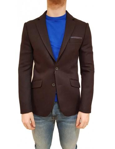Antony morato giacca slim bordeaux