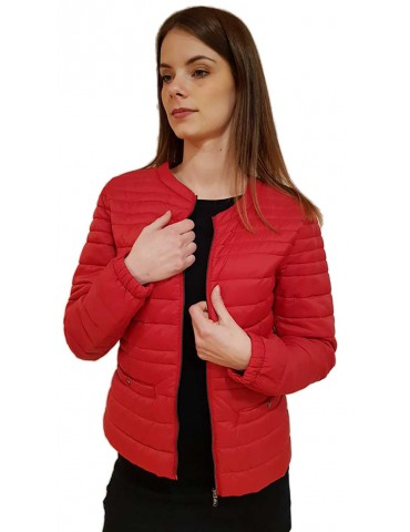 Fracomina red jacket a hundred grams