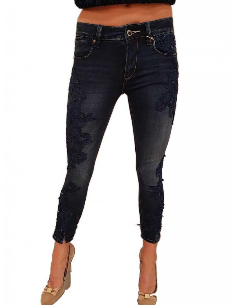 Fracomina jeans blu Betty2 fr18fpjbetty2117 FRACOMINA JEANS DONNA product_reduction_percent