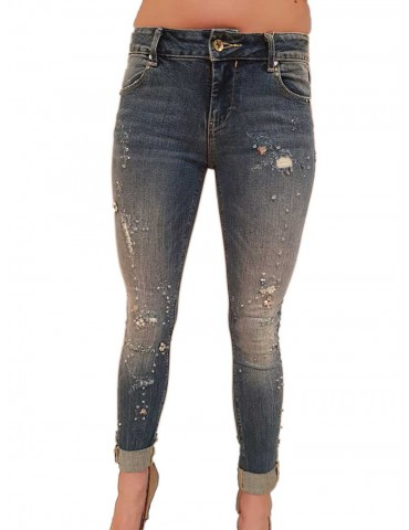 Fracomina jeans Katy 2 dirty bleached