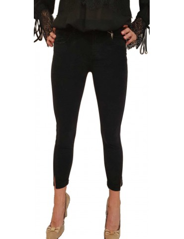 Fracomina black trousers betty12