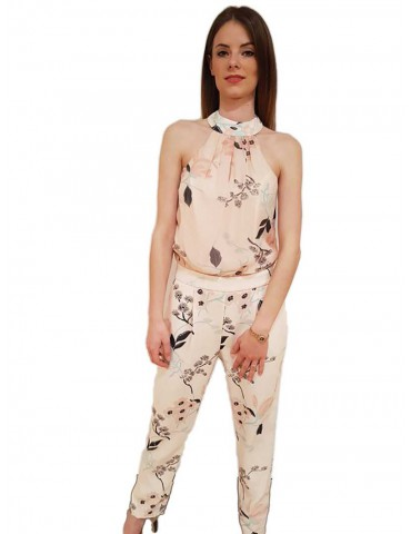 Filippa'Fracomina flower patterned jumpsuit