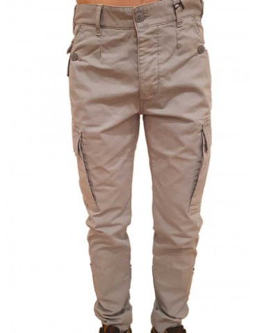 Black man pants Blauer cargo multitasche